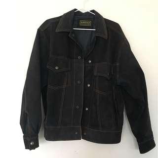 Vintage Siricco suede jacket