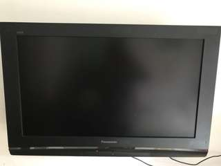 Panasonic 32 flat tv