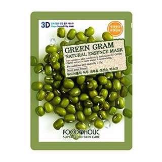 Green Gram Natural Essence Mask
