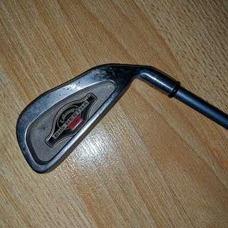 Golf iron:  one iron