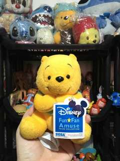 Small Cute winnie the pooh