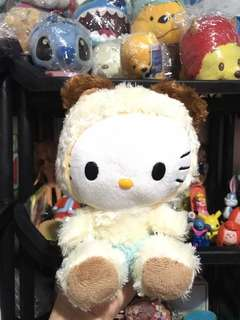 Furry Hello Kitty