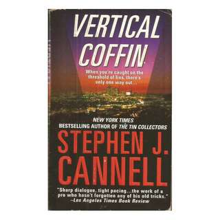 Stephen J. Cannell - Vertical Coffin