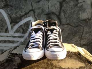 Converse Original CT high Black White