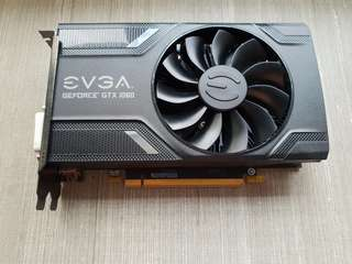 [GPU] EVGA GTX 1060 6GB SC