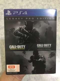 Call Of Duty Infinite+Modern Warfare