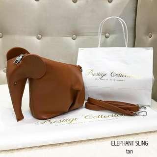 Elephant Slingbag