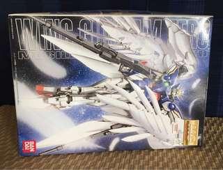 Wing Gundam Zero Mobile Suit XXXG-00W0 高達模型