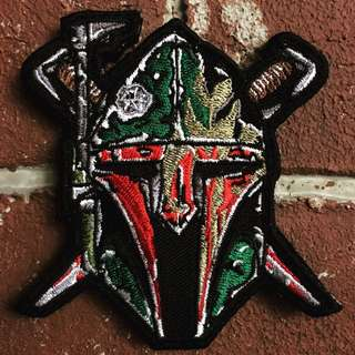 Spartan Fett Morale Patch