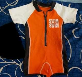 🚚 二手兒童泳衣