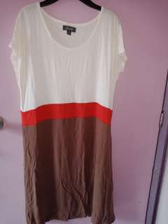 Dress by For me size XL sf included w/in metro manila
