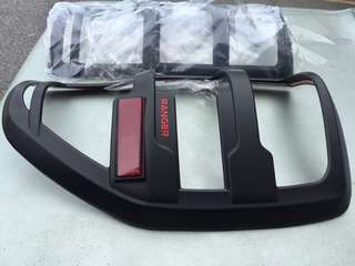 Ford ranger t6 t6fl Tailamp Cover