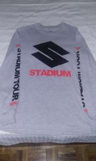 H&M Stadium Tour Merch Long sleeves