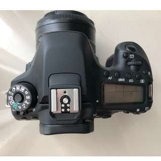 Canon 80D body only.