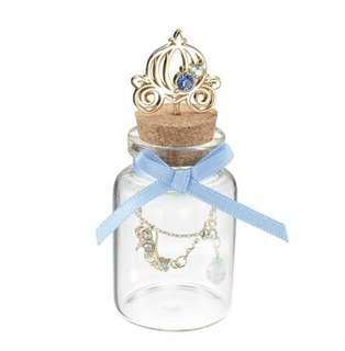 日本迪士尼玻璃鞋鍊介子Cinderella Ring