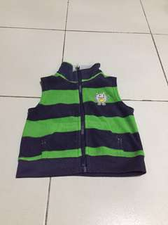 Carter Sleeveless Jacket