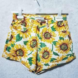 American apparel highwaist shorts