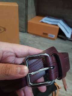 Tod's Belt Original