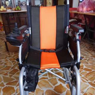 Life line wheelchair