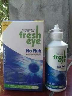 Fresh eye no rub lensa