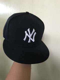 NEW ERA NAVY BLUE NEW YORK YANKEES CAP