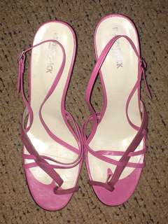 Penny Black Sandals (Made in Italy) new without box and tag