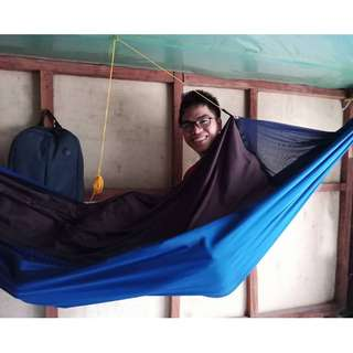 Hammock/Duyan with Mosquito Net