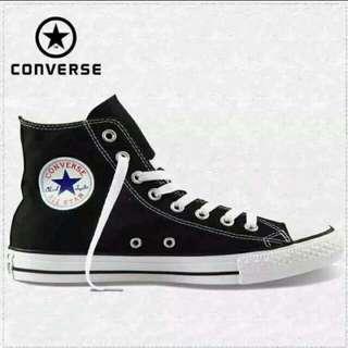 Preloved Converse High Cut Sneakers