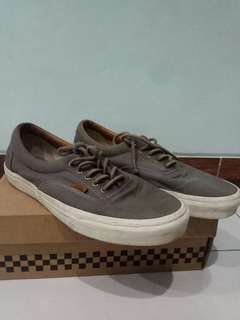 Vans era grey ORIGINAL 100% size 11/44,5