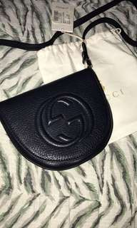 Authentic Gucci soho flap
