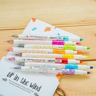 Pen woth Highlighter