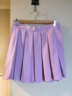 🚚 Cece.t 購入紫色百褶裙