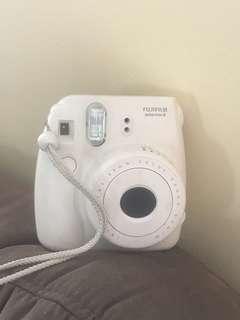 Instax mini white