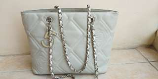 Chanel used bag from ukay..