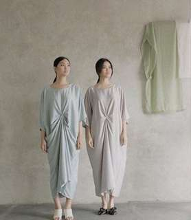 Mao Wear Caftan Silver