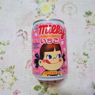 可愛牛奶妹 飲品
