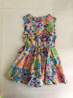 Korea girl dress