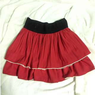 Cute Red Skirt 💃