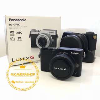 Panasonic LumixGF9 black 黑色 SH ⭐️
