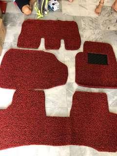 Honda BRV pre-cut 18mm magic carpet Kawata