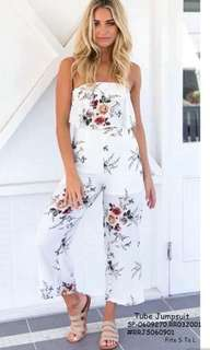 TUBE JUMPSUIT Fits S To L  Price : 450