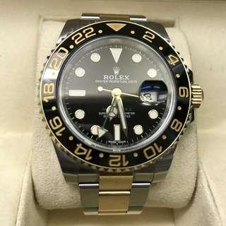 Rolex gmt 2 master