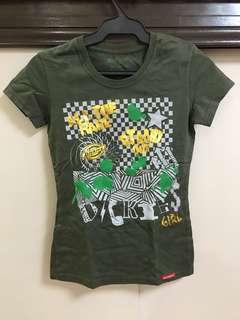 Army Green Dickies Shirt