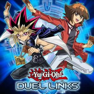 🚚 Yugioh Duel Links Account