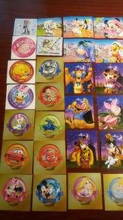 Disney迪士尼貼紙