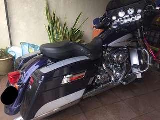 Harley Davidson FLHX Street Glide 1584 S.P