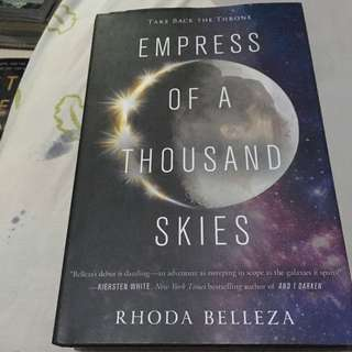 Empress of a Thousand Skies (HB)
