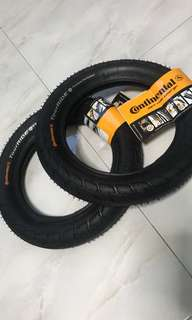 12inch continental tire