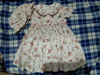 Trejecitos de bebe dress