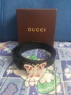 Gucci ins belt